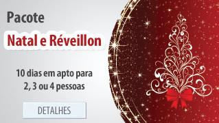 Pacote Natal e Reveillon